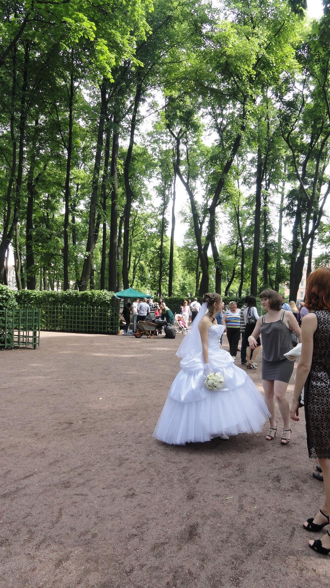 Aspects ici toutes les mariées russes